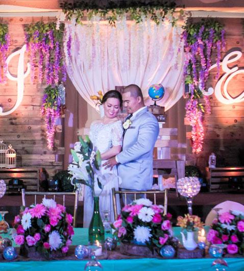 Samonte & Go Wedding in Davao City