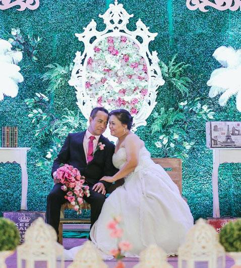 Ronald & Oyz Wedding in Davao City