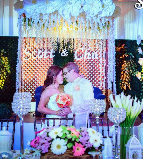 Scott & Cha Wedding in Davao City