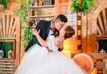 Albert & Jennyven - Golden Star Flower Shop - Wedding Decorator in Davao