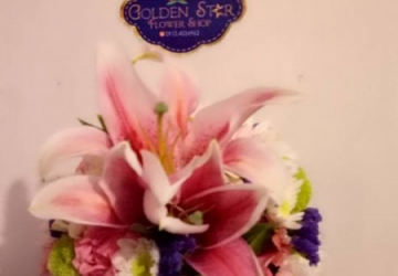 All Occasions Bouquet - Golden Star Flower Shop - Wedding Decorator in Davao