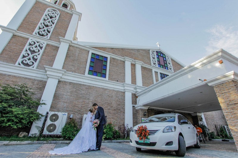 Anton and Myca - Golden Star Flower Shop - Wedding Decorator in Davao