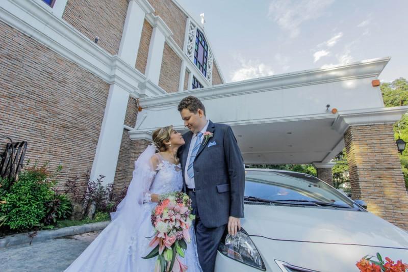 Anton and Myca - Golden Star Flower Shop - Wedding Decorator in Davao