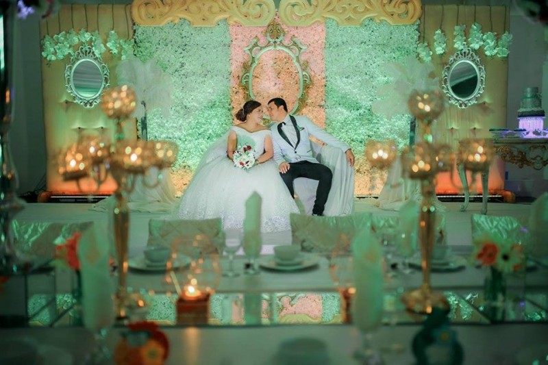 Aurelio & Erlene - Golden Star Flower Shop - Wedding Decorator in Davao