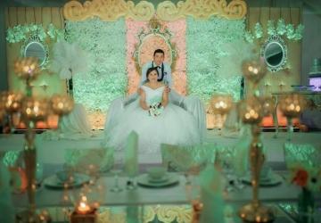 Aurelio & Erlene - Golden Star Flower Shop - Wedding Decorator in Davao