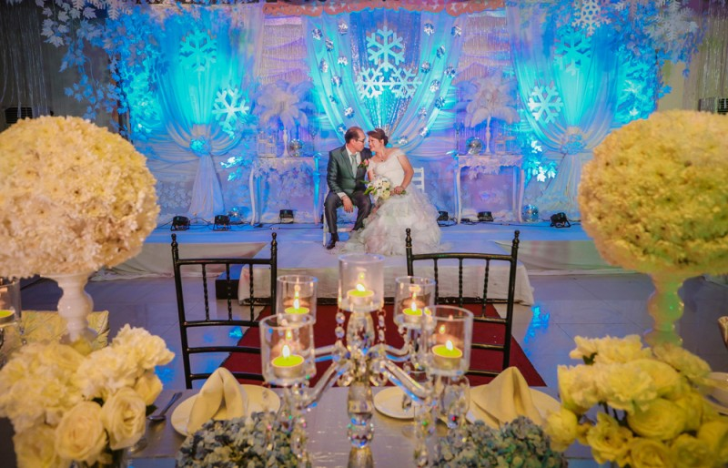 Boy & Ging - Golden Star Flower Shop - Wedding Decorator in Davao