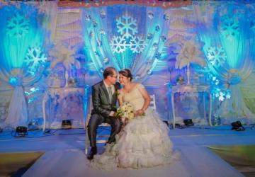Boy & Ging - Golden Star Flower Shop - Wedding Decorator in Davao