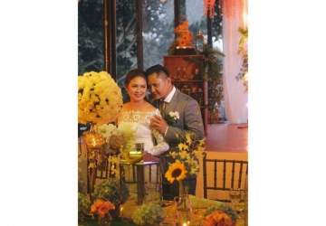 Dexter & Marian - Golden Star Flower Shop - Wedding Decorator in Davao