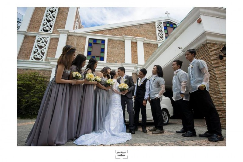 Jan & Yan - Golden Star Flower Shop - Wedding Decorator in Davao