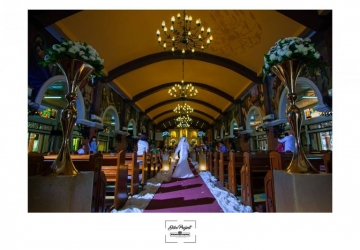 Jan & Yan - Golden Star Flower Shop - Wedding Decorator in Davao