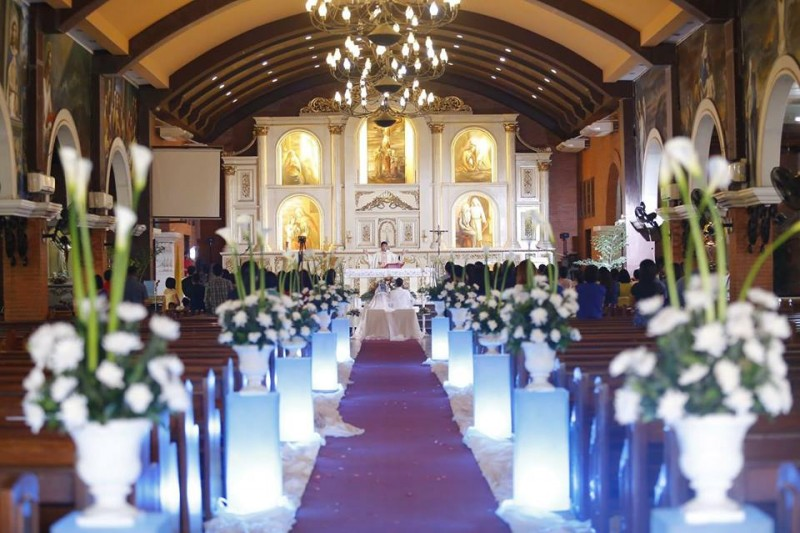 Jayson & Jeaniel - Golden Star Flower Shop - Wedding Decorator in Davao