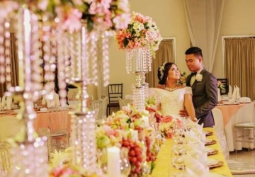 Jayson & Maricel - Golden Star Flower Shop - Wedding Decorator in Davao