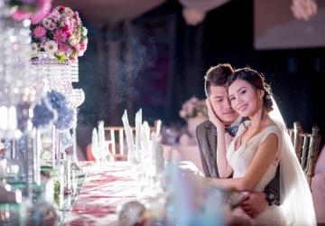 Khevin & Irene Wedding - Golden Star Flower Shop - Wedding Decorator in Davao