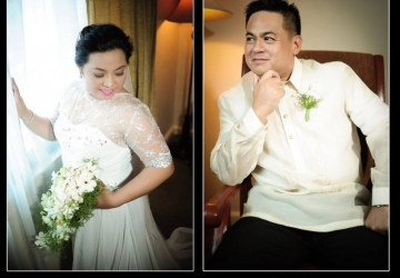 Marian & Sundei Wedding - Golden Star Flower Shop - Wedding Decorator in Davao