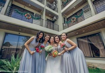 Mark & Michelle - Golden Star Flower Shop - Wedding Decorator in Davao