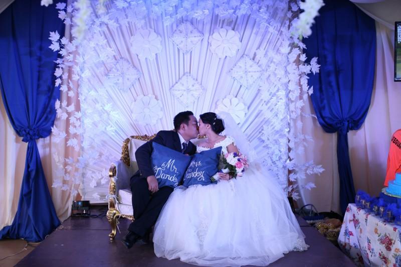 Me2x & Amir - Golden Star Flower Shop - Wedding Decorator in Davao