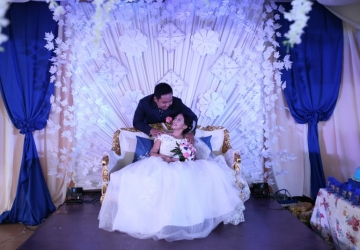 Me2x & Amir - Golden Star Flower Shop - Wedding Decorator in Davao