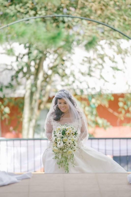 Merquita & Rosler wedding - Golden Star Flower Shop - Wedding Decorator in Davao