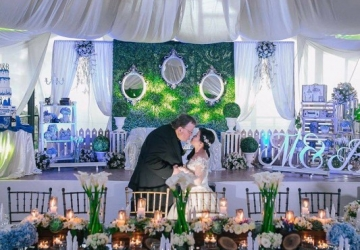 Merquita & Rosler wedding - Golden Star Flower Shop - Wedding Decorator in Davao