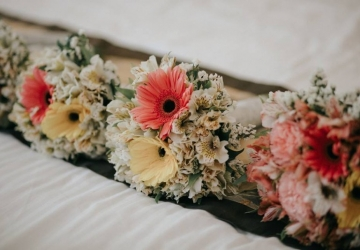 Ryan & Henna - Golden Star Flower Shop - Wedding Decorator in Davao