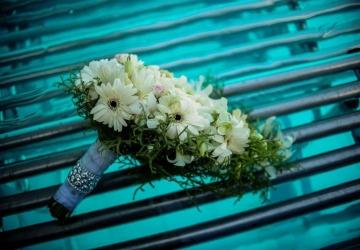Wedding Bouquet - Golden Star Flower Shop - Wedding Decorator in Davao