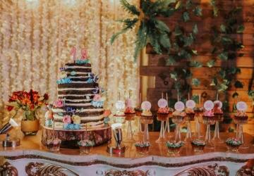 Whenda @ 18 - Golden Star Flower Shop - Wedding Decorator in Davao