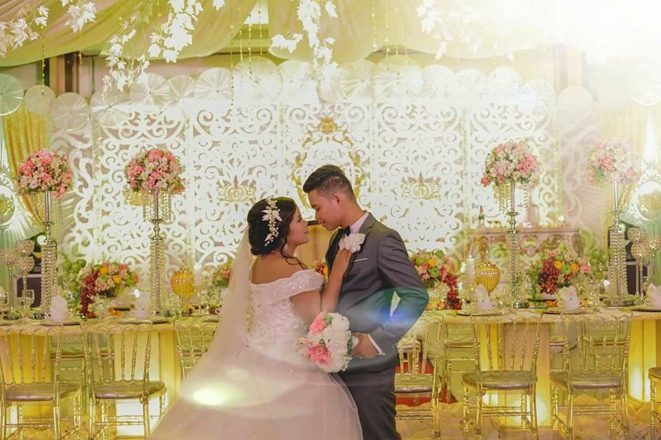 Jayson & Maricel Wedding in Davao City